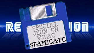 RÉTROVISION : Spécial jeux en vrac (ST/Amiga/PC)