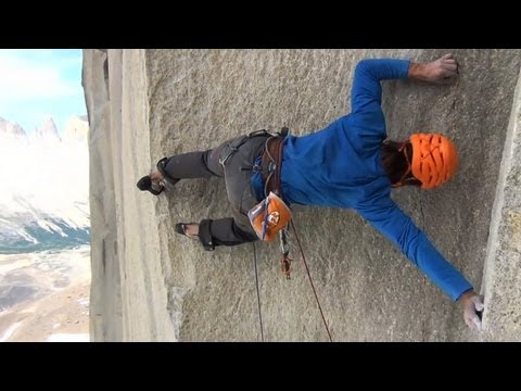 Patagonian Epic, Getting to the Big Climbing Wall | The Whistler, the Wizard & the Raccoon, Ep. 1