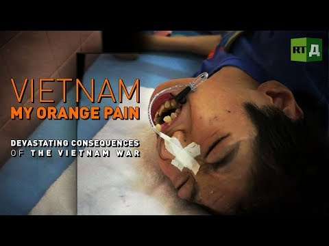 Vietnam: My Orange Pain. Devastating consequences of the use of Agent Orange in the Vietnam War