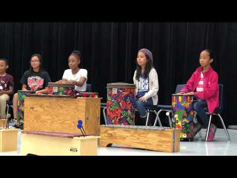 Musical school play ! Mary lou Hartman elementary