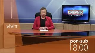 VTV Dnevnik najava 5. ožujka 2019.