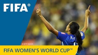 HIGHLIGHTS: Brazil v. Spain - FIFA Women's World Cup 2015