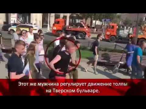 Кто и как направляет протесты в Москве?