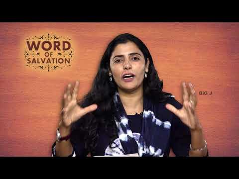 BiG-J Tv| Word of Salvation Msg by: Sis. Sinchana