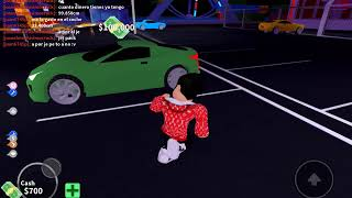 Showing you the new update in madcity (roblox)