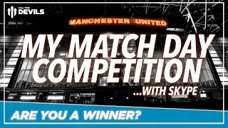 Skype My Match Day Competition: Some of our favourite entries!