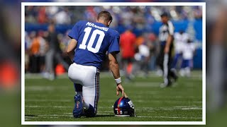 Writer's Block - Eli Manning Benched