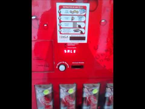 hack machine coca secret menu, free coke