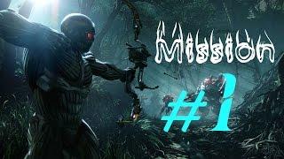 Crysis 3 Gameplay Walkthrough: Mission 1 - Post Human (HD)