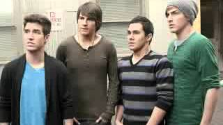 Big Time Rush ~A Hard Day's Night~ Big Time Movie Soundtrack (Beatles Cover)
