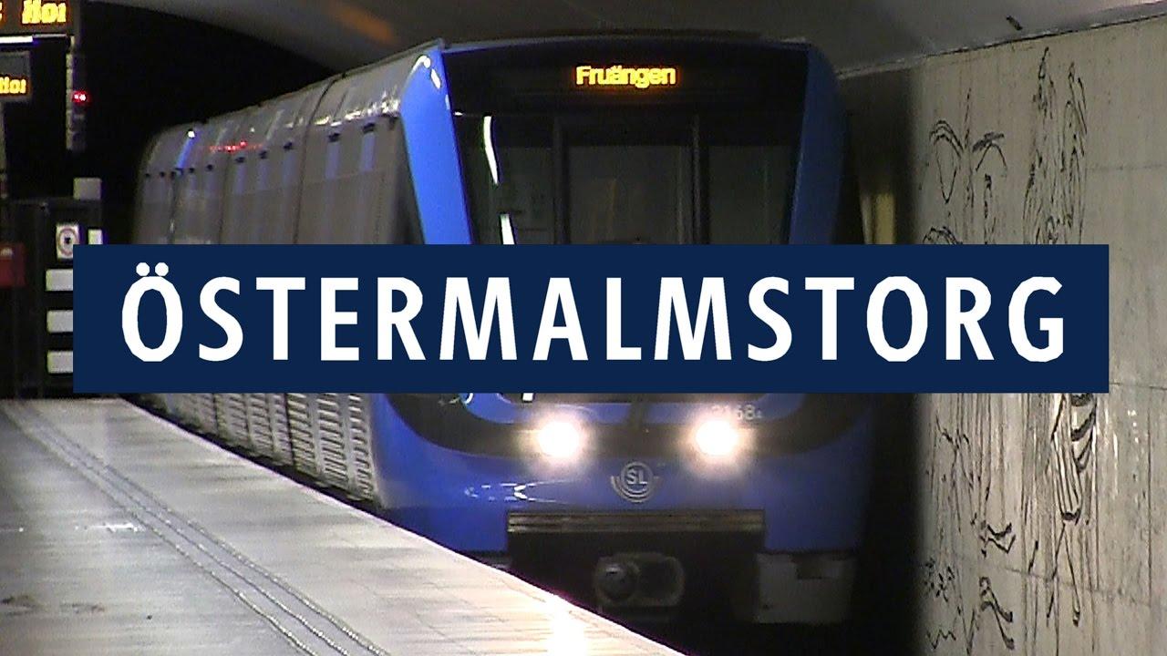 rinse östermalmstorg tunnelbana