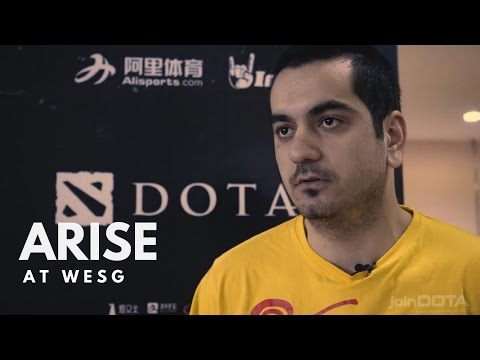 Arise from Kaipi at WESG 2016