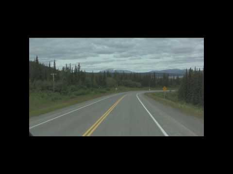 Day 50 Kilometer Post 1194 to Whitehorse Yukon