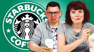 Irish People Try Starbucks For The First Time
