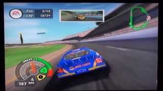 NASCAR 07 (PS2) - Race 1/36 - Daytona 500