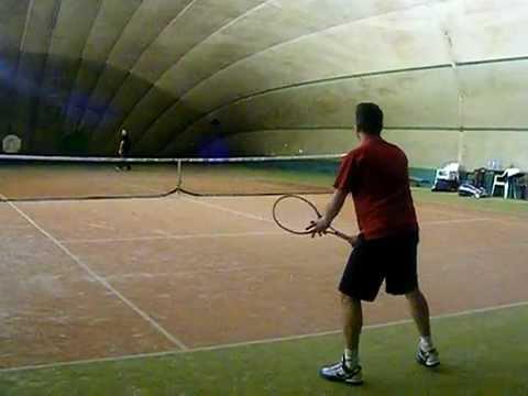 Marcin Żebrowski - Jacek Wróbel_2R_NM Polski w tenisie_Chorzów 2012_part-03