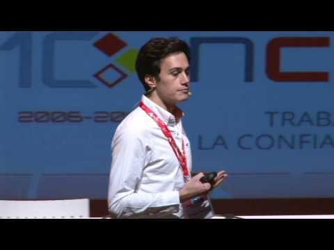 Conferencia: Carrera de un Hacker (Enrique Serrano) CyberCamp 2016