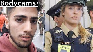 Bodycams für die Polizei ab jetzt in Bayern! Eine gute Idee? #JournalistenVlog01
