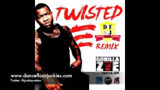 Gorilla Zoe Ft Lil Jon- Twisted (Dance Floor Junkies Remix).m4v