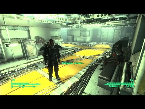 Fallout 3 - Parte 14 | DLC OPERATION ANCHORAGE | NO ME FIO DE ESTOS PROSCRITOS - Hatox