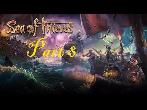 Sea of Thieves - I am the shark whisperer! [Part 8] [co op]