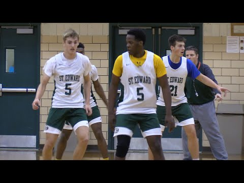 Inexperienced? Not after St. Edward