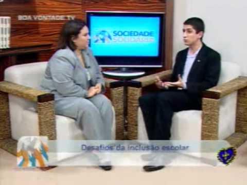 Midia - 2011 - Entrevista Consuelo Machado - Programa Sociedade Solidária - 17/11/2011