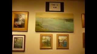 Local artists had a reception on June 28, 2014 at the Sunnyvale Art...
