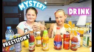 NAJBARDZIEJ PRESTIŻOWY MYSTERY DRINK CHALLENGE z MISIA I JA
