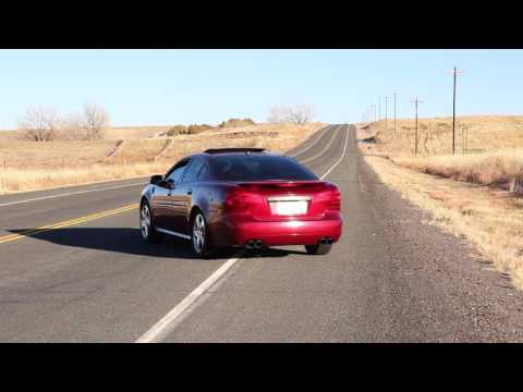 GXP LS4 Take Off Exhaust Clip