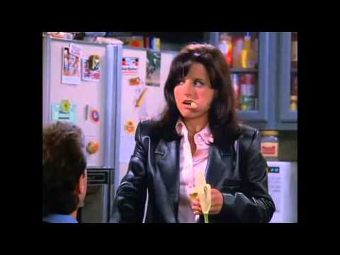 seinfeld elaine and jerry dating