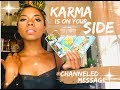 CHANNELED MESSAGE- KARMA IS ON YOUR SIDE ;) #555 || WEEKLY FORECAST