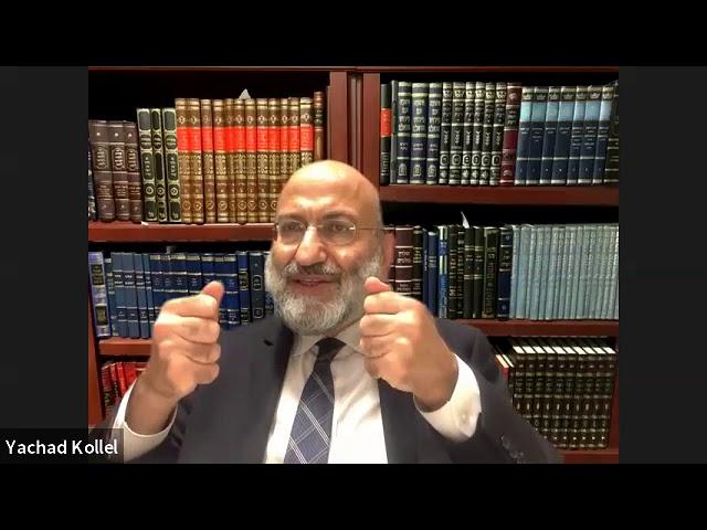 Tefilla on Yom Kippur - R. Avraham Levychaim
