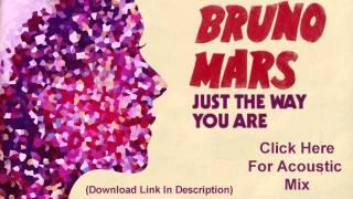 Bruno Mars - Just The Way You Are (Studio Acapella)