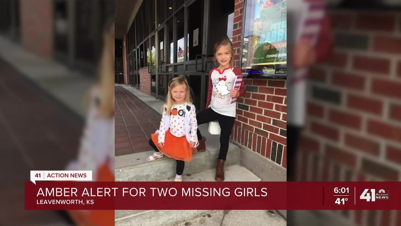 Amber Alert update from Leavenworth