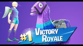 FINESSE FINISHER skin-- Fortnite Battle Royale gameplay_ X1X-GAMING-X1X
