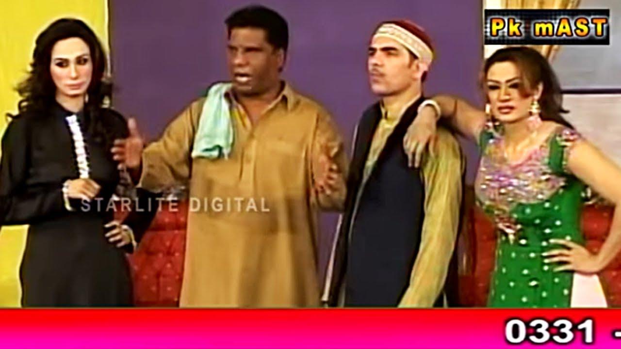 Tann Mann Pyassa New Pakistani Stage Drama Full Comedy Show 2015 | Pk Mast