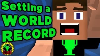 Minecraft: World's LARGEST MINECRAFT Selfie!