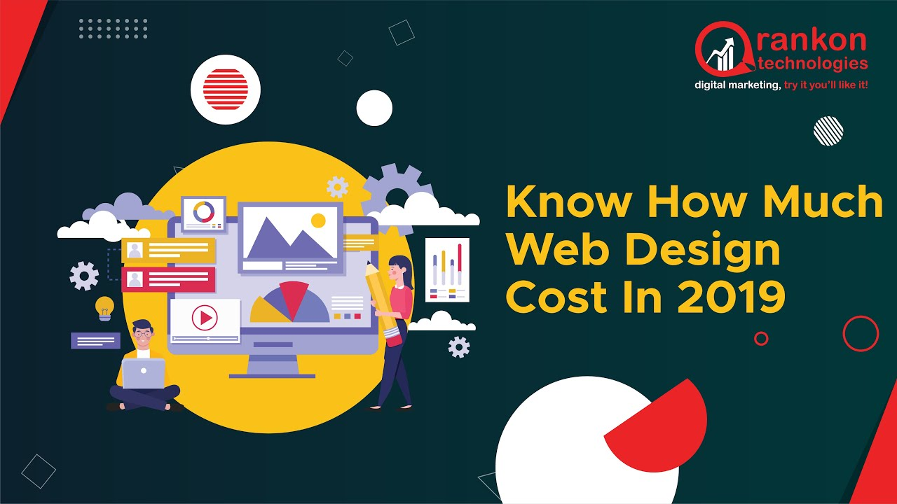 Website Development Cost In India Know How Much Web Design Cost In 2019 Youtube