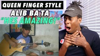 Americans FIRST TIME REACTION to Queen - Bohemian Rhapsody (Fingerstyle Cover) by Alip Ba Ta