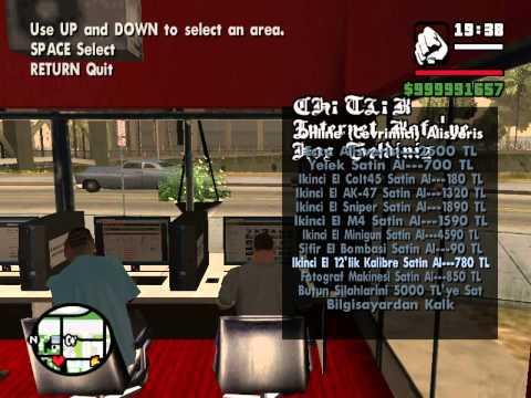 Gta San Andreas İnternet Kafe Modu