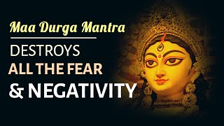 DURGA MANTRA for PROTECTION & OVERCOMING HURDLES | Sarva Mangala Mangalye | 11 Times | Devi Mantra