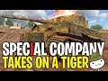 4 Idiots Take on a TIGER - Battlefield V Funny Moments