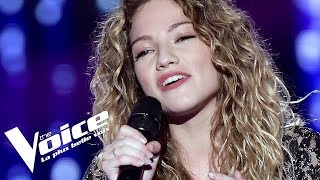 Pascal Obispo - Lucie | Rebecca | The Voice France 2018 | Blind Audition