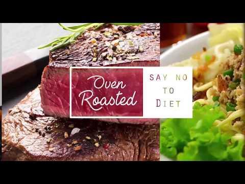 Oven Roasted #1 - Nikmatnya Kuliner di Muslim Corner Tanjungpinang
