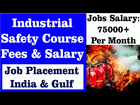 industrial safety course | online fire safety course in india