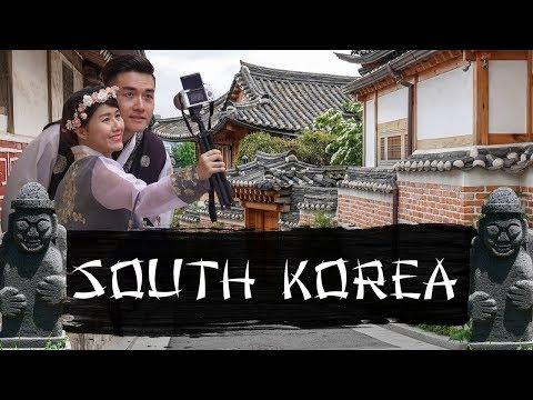 Что посмотреть в Южной Корее. Маршрут на 14 дней.