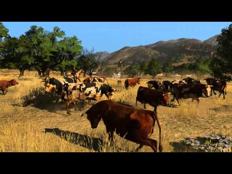 RDR Part 3: Cattle and Iron