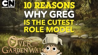 Over The Garden Wall | Best Greg Moments | Cartoon Network