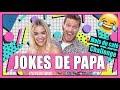 ESSAYE DE NE PAS RIRE! Jokes de papa // P.O et Marina